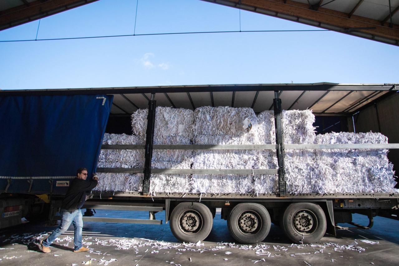 Monseu Recycling : recyclage du papier, du carton et du plastique