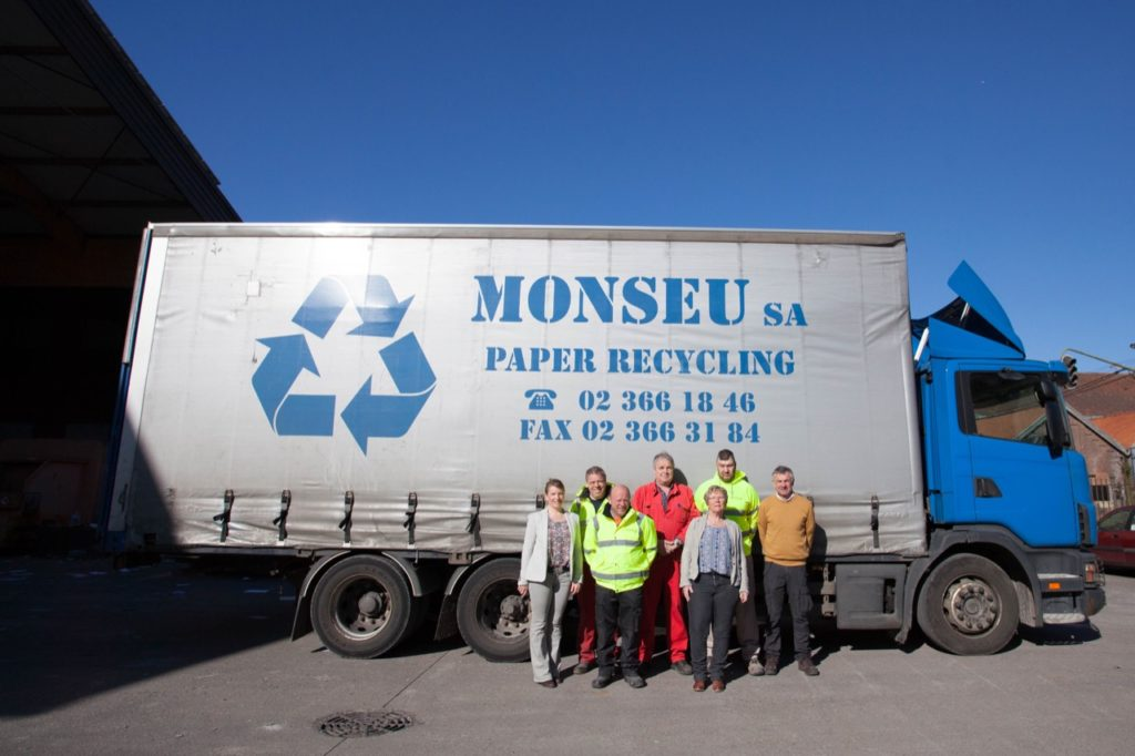 Monseu Recycling : Membres notre entreprise familiale