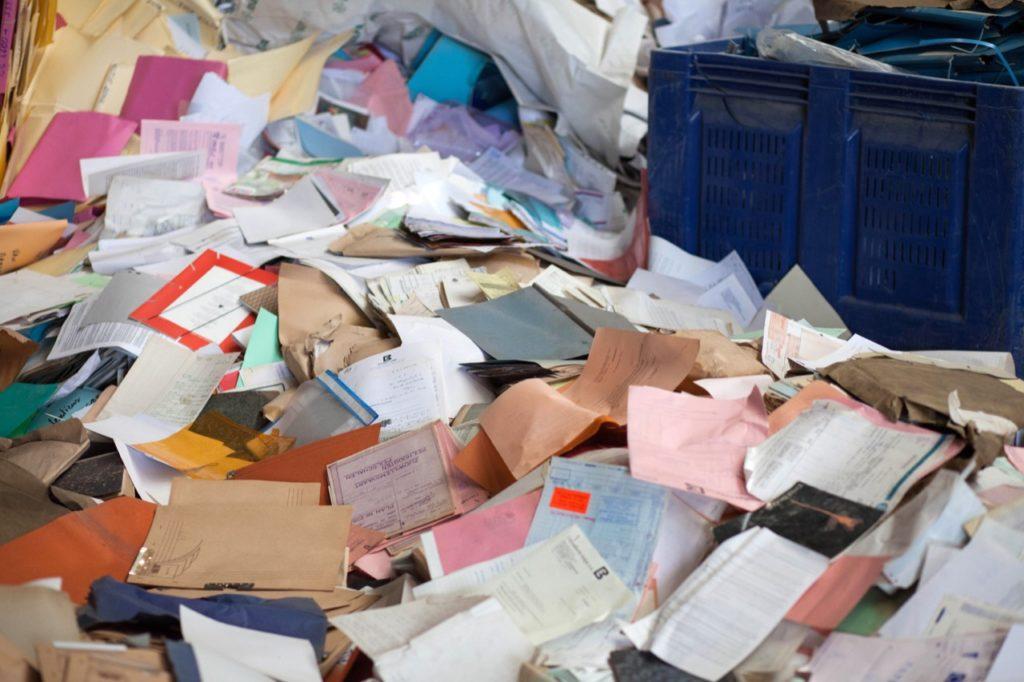 Monseu Recycling : recyclage papiers cartons