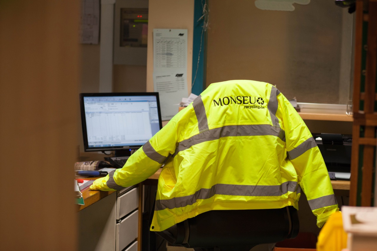 Monseu Recycling : Nos locaux