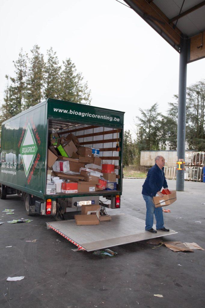 Monseu Recycling : Drop and Go : Venez déposer vos déchets gratuitement