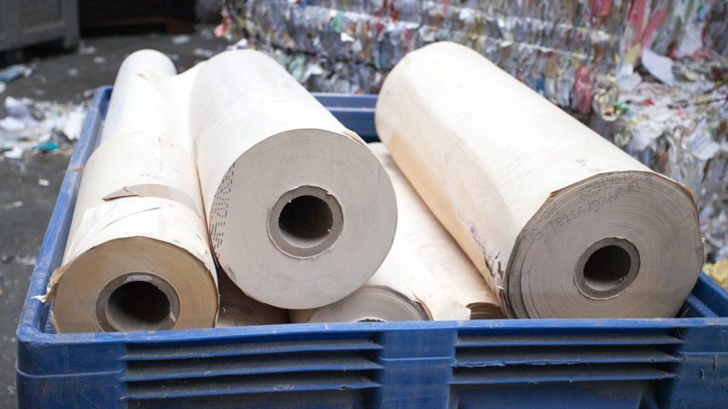 Monseu Recycling : recyclage papiers cartons plastiques
