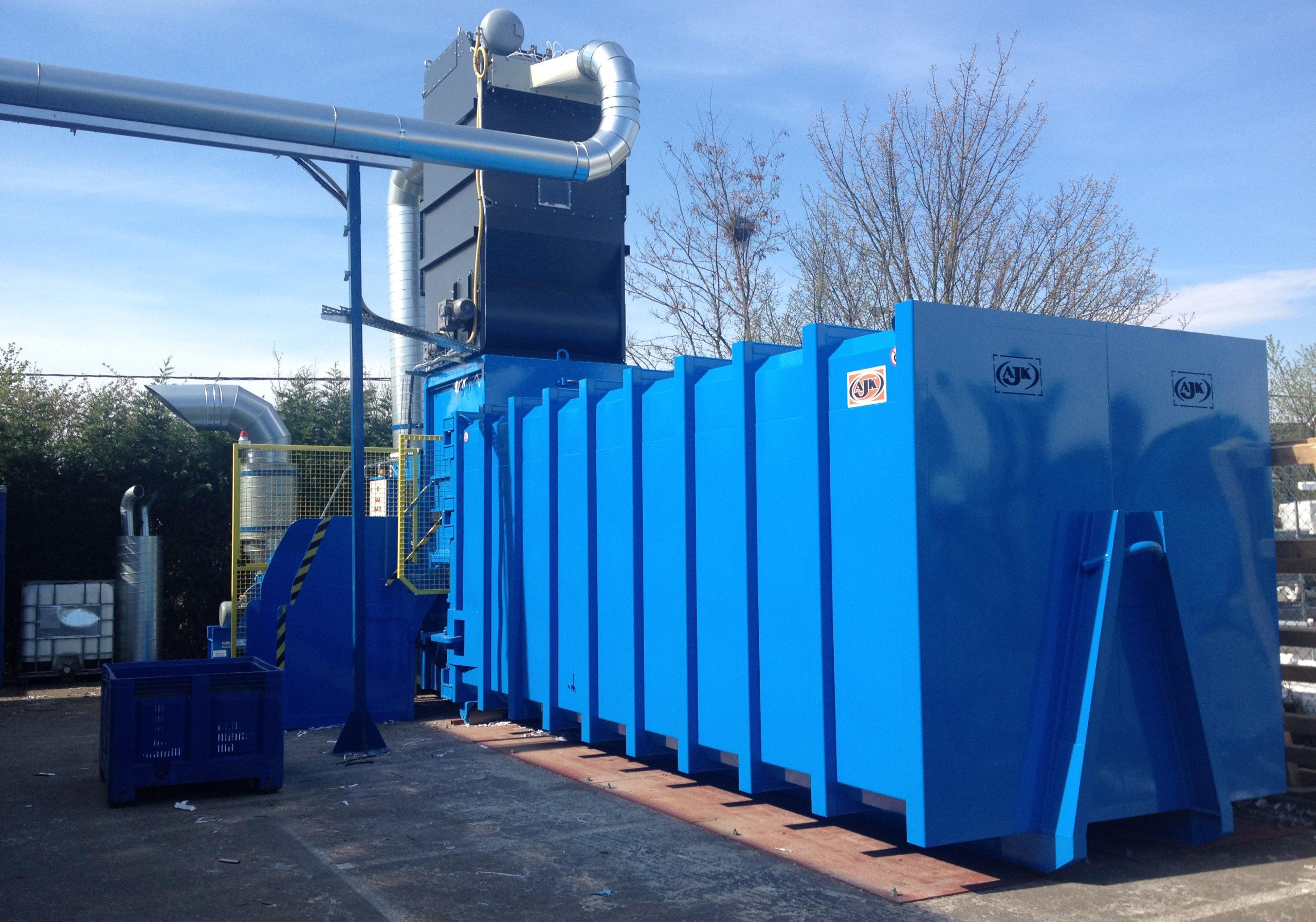 Monseu Recycling : recyclage papiers cartons platiques