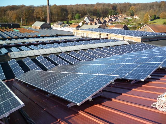 Monseu Recycling investit dans le photovoltaïque