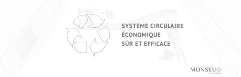 Monseu Recycling : Nos conteneurs sécurisés, en location ! Système circulaire, économique, sûr et efficaceDestruction fiable. Prix très compétitifs. Adapté à vos besoins. Desctruction certifiée.