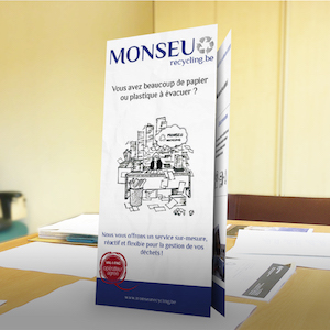 Nos brochures : Monseu recycling dans les grandes lignes