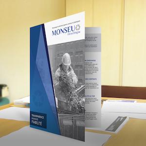 Nos brochures : Collecte, tri et valorisation de vos déchets