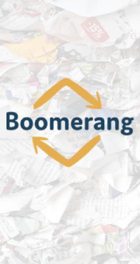 Papier Boomerang